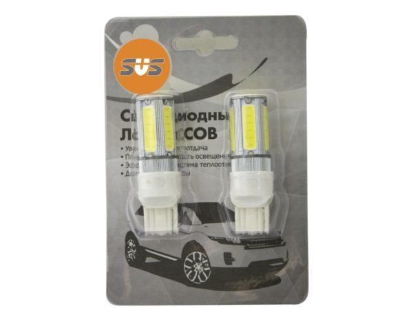Светодиодные лампы SVS W21W/7440 6W 1