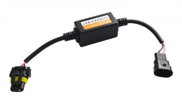 Обманка для ламп LED в головной свет под HB3/HB4/9012 1