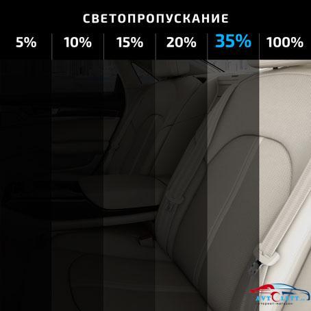 Пленка тонировочная MTF (0,75*3м) 35 % 1