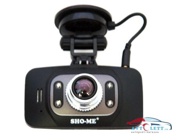 Видеорегистратор Shome HD8000G 1