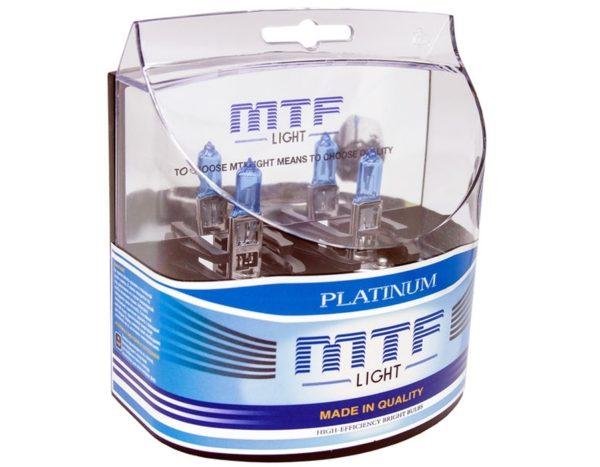 Комплект ламп MTF Light 880 27W Platinum 1