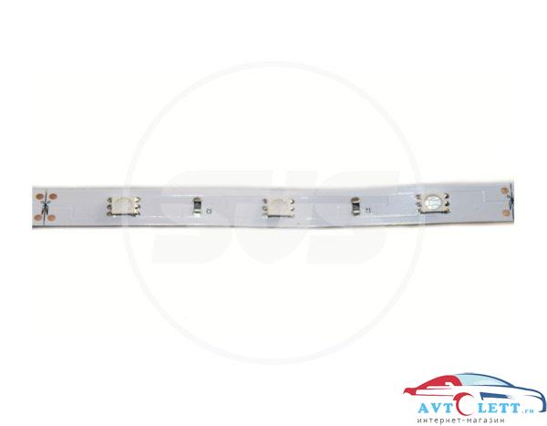 SVS Светодиодная влагозащищенная лента, 3528,120LEDs/M,9.6W/M,12V DC,IP65 5M- бобина Тёплый Белая 1