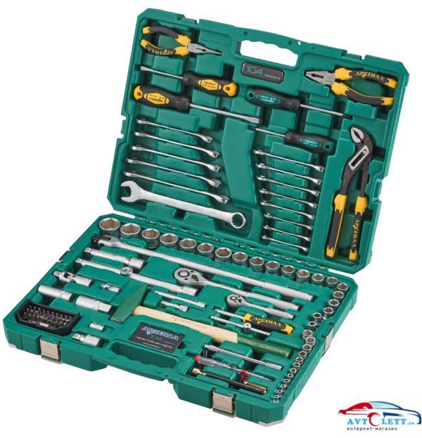 Набор инструментов 104 предмета (С) Арсенал 1
