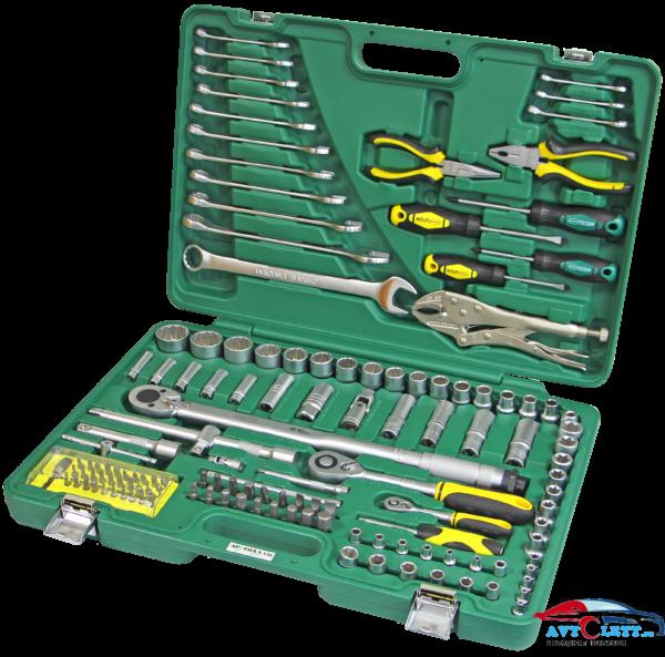 Набор инструмента 136 предметов AUTO (AA-C1412P136) Арсенал 1