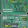 Набор инструмента 144 предмета общефункциональный + арматурные работы Арсенал 3