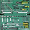 Набор инструмента для УАЗ 76 предметов (AA-C1412P76) Арсенал 2