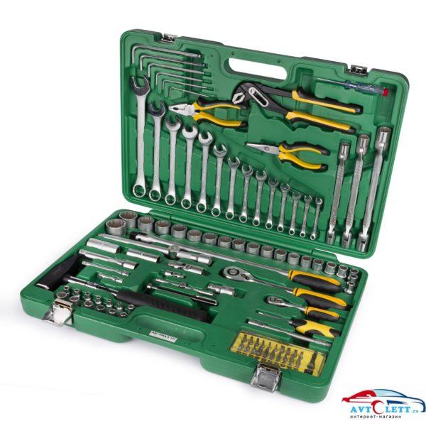 Набор инструмента 107 предметов AUTO (AA-C1412P107) Арсенал 1