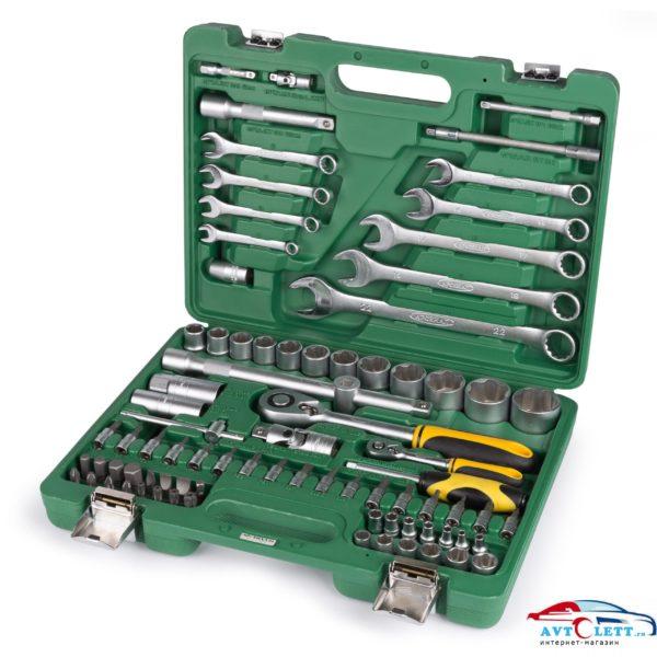 Набор инструмента 82 предмета AUTO (AA-C1412L82) Арсенал 1
