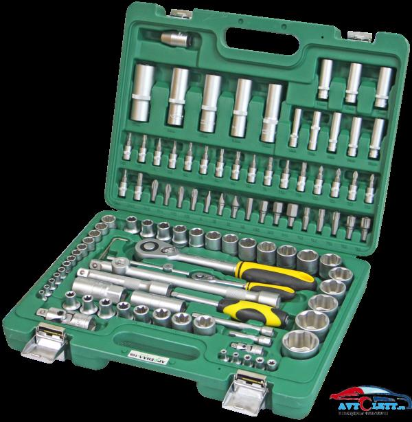 Набор инструмента 108 предмета AUTO (AA-C1412L108) Арсенал 1