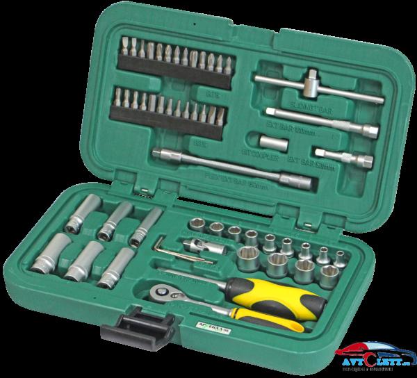 Набор инструмента 56 предметов AUTO (AA-C14L56) Арсенал 1