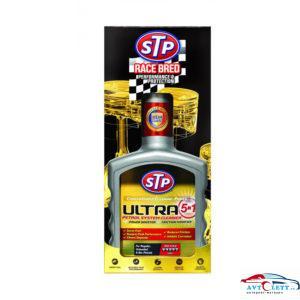 Ультра 5 в 1 для бензиновых двигателей 400мл STP