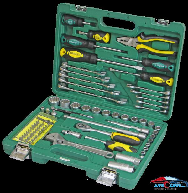 Набор инструмента 78 предметов AUTO (AA-C38UL78) Арсенал 1