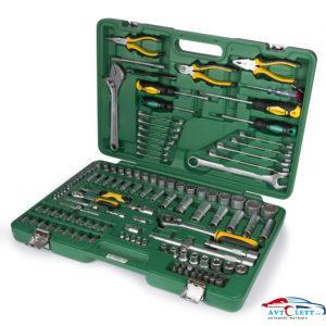 Набор инструмента 131 предмет AUTO (AA-C1412P131) Арсенал 1