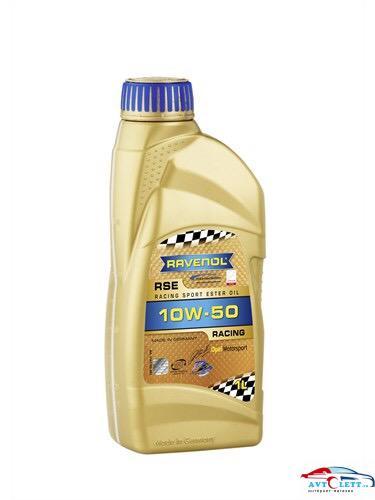 Моторное масло RAVENOL RSE Racing Sport Ester SAE10W-50 ( 1л) new 1