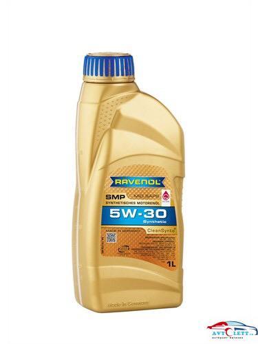 Моторное масло RAVENOL SMP SAE 5W-30 (1л) 1