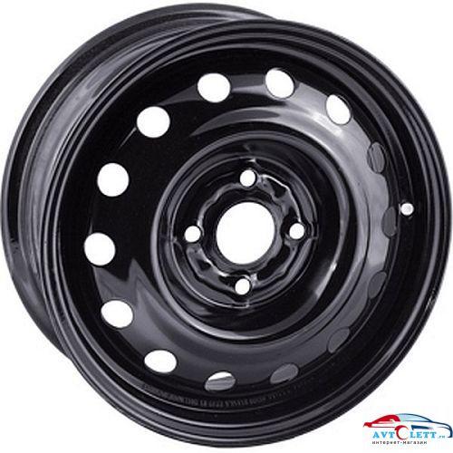 TREBL 64A45R 6x15/4x100 ET45 D54.1 Black