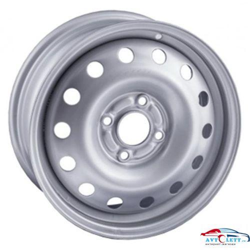 TREBL 42B29C 5x13/4x98 ET29 d60.1 Silver