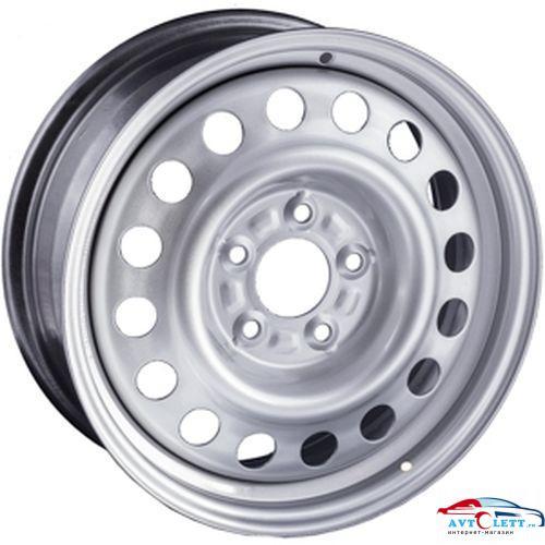 TREBL 7885 R16 6.5/5*115 ЕТ46 d70.3 Silver