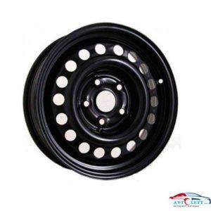 TREBL 9552T 6.5x16/5x100 ET48 D56.1 Black