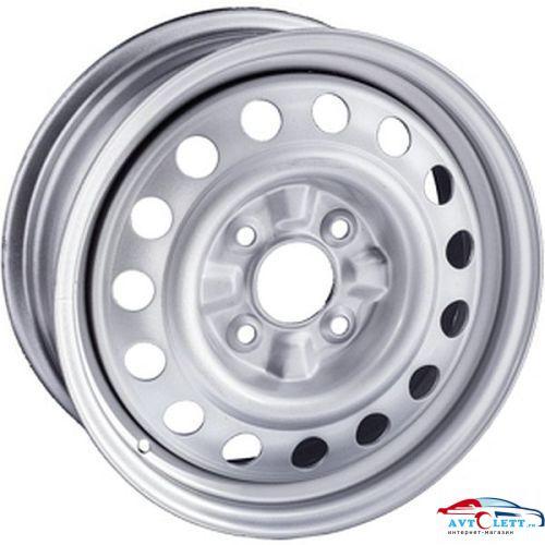 TREBL X40032 6x16/4x100 ET36 D60.1 Silver