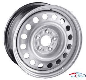 TREBL X40031 6.5x16/4x108 ET37.5 D63.3 Silver