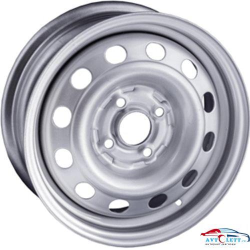ARRIVO AR022 5.5x14/4x100 ET43 D60.1 Silver