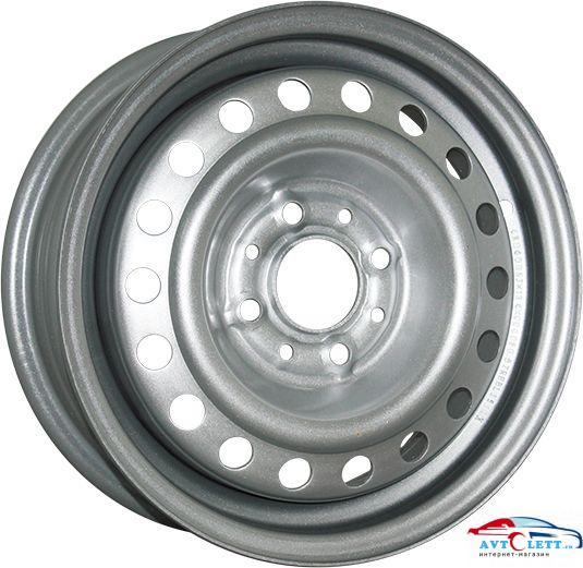 SDT U7021 6x15/4x98 ET35 D58.6 Silver