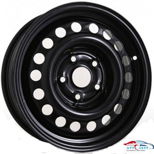 SDT U4010 6x15/5x105 ET39 D56.6 Black