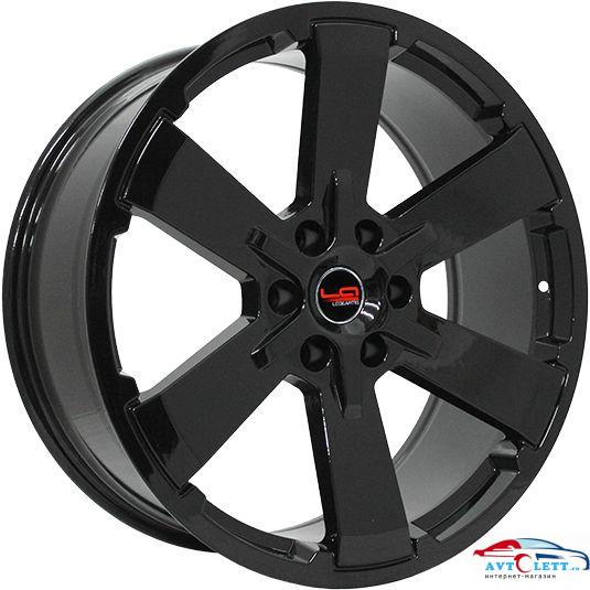LegeArtis Replica Concept-CL501 9x22/6x139.7 ET24 D78.1 GLOSS BLACK