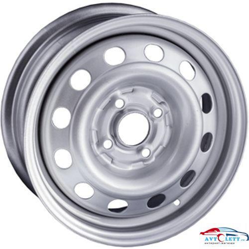 Steger X40033ST 6x16/4x100 ET50 D60.1 Silver