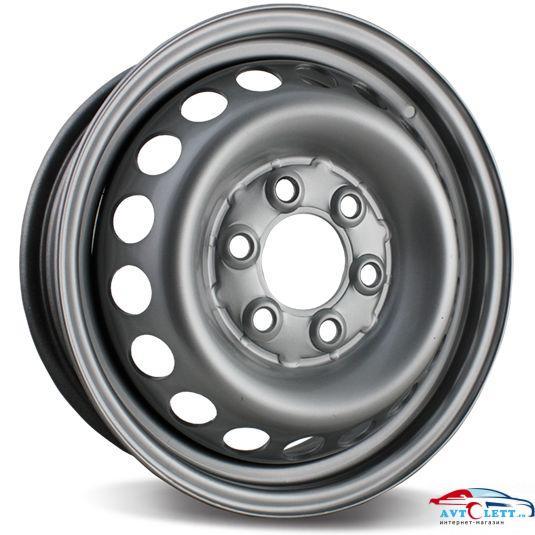 TREBL LT025 5.5x16/6x130 ET51 D84 Silver