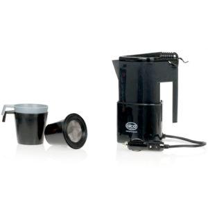 Миникофеварка, (12V 0.4л) 2 чашки и 1 фильтр для кофе