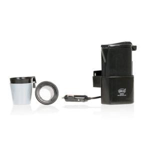 Миникофеварка, (24V 0.4л) 2 чашки и 1 фильтр для кофе