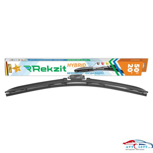 Щетка с/оч, 26/65 см Hybrid REKZIT