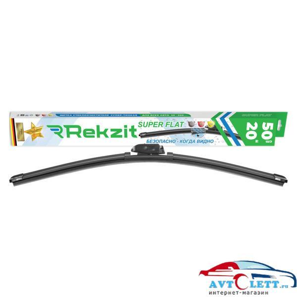Стеклоочиститель Rekzit 16/40 см SUPER FLAT REKZIT 1