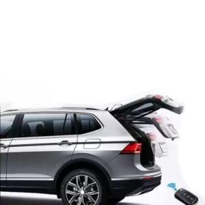 Электропривод закрытия багажника