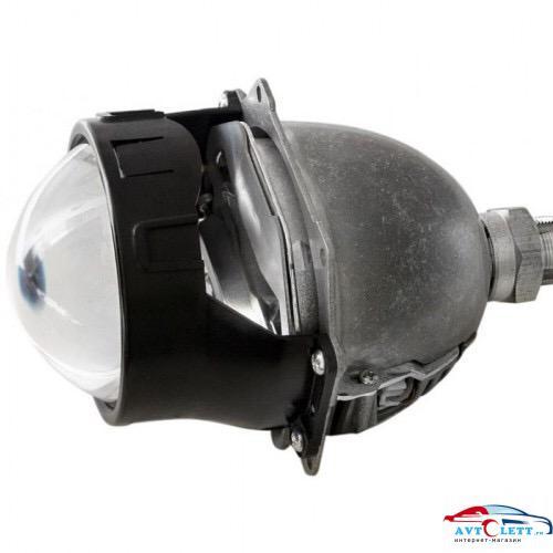 Би-Линза светодиодная SVS IQ-Light 3.0-дюйма (35W/12V/5500K/2500Lm/Taiwan-3chip/ H4-H7-HB4-HB3) 1