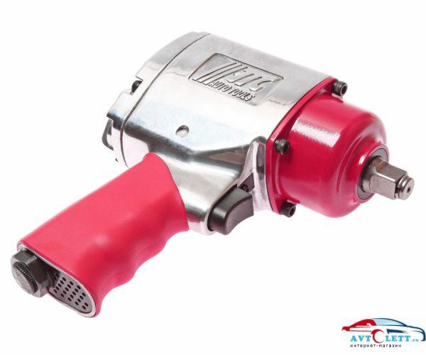 Пневмогайковерт ударный усиленный 1/2'' (1085 Nm) 90-120PSI 7500об/мин,расх возд 230 L/min,реком штуцер JTC-D20PMA, JTC /1/10 1