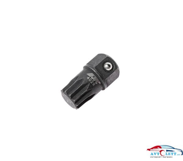 Вставка SPLINE 14мм x M14 для маслосливных пробок (VW, AUDI) JTC /1/100 1