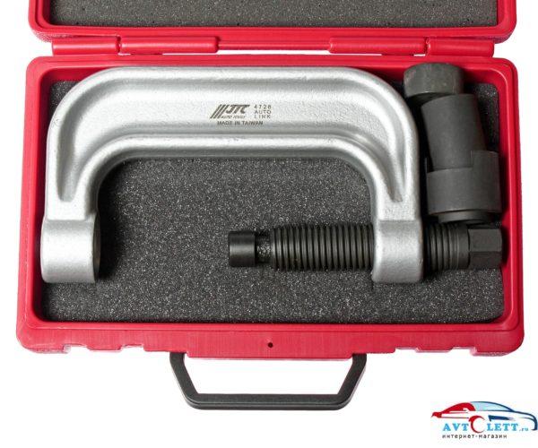 Приспособление для снятия и установки шаровых опор переднего нижнего рычага подвески (MERCEDES W220, W211) JTC /1 1