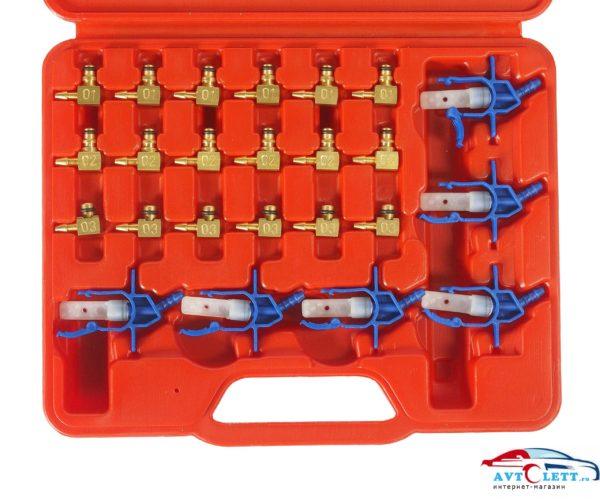 Адаптеры для измерителя расхода топлива JTC-4776 (двиг. с системой впрыска COMMON RAIL) 24шт JTC /1 1