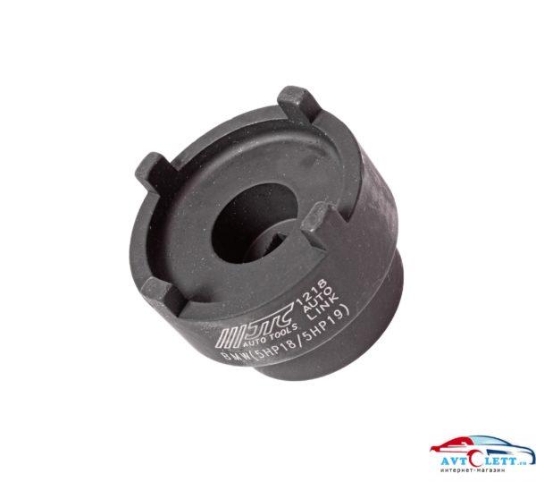 """Ключ специальный для шлицевой гайки коробки передач 5HP18/5HP19 под 1/2"""", внутренний диам. 53,5мм, 4 шлицы (BMW) JTC /1 1"""