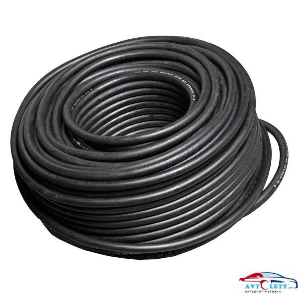 """Шланг воздушный резиновый высокого давления (300 PSI), внутр. диаметр 3/8"""", длина 100м JTC /1 1"""