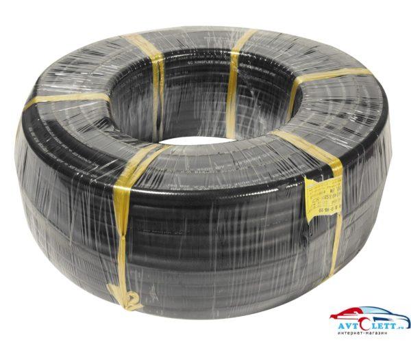 """Шланг воздушный резиновый высокого давления (300 PSI), внутр. диаметр 1/2"""", длина 100м JTC /1 1"""