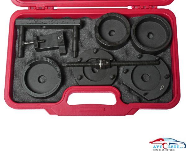 Набор для снятия и установки сайлентблоков трансмиссии (BMW X3 E83/ X5 E53, E70/ X6 E71) JTC /1 1