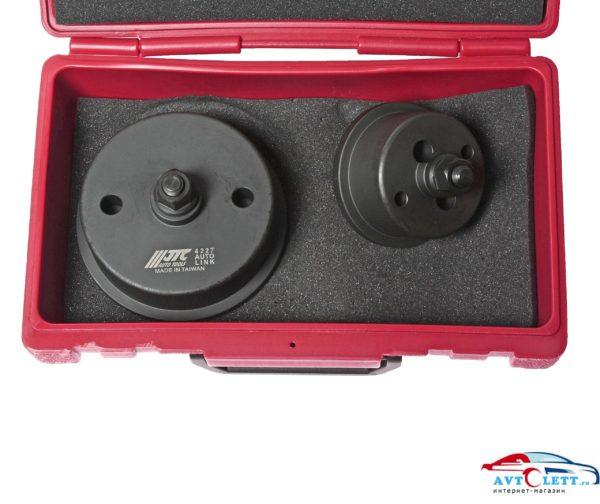 Приспособление для установки сальников коленвала (MERCEDES двиг. М651, ориг. код: 651589006100, 651589016100) JTC /1 1