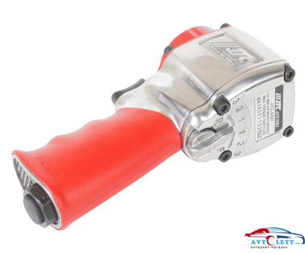Пневмогайковерт ударный мини 1/2'' (678 Nm) 90PSI 11000об/мин, расх возд 200 L/min,реком штуцер JTC-D20PMA, JTC /1/10 1
