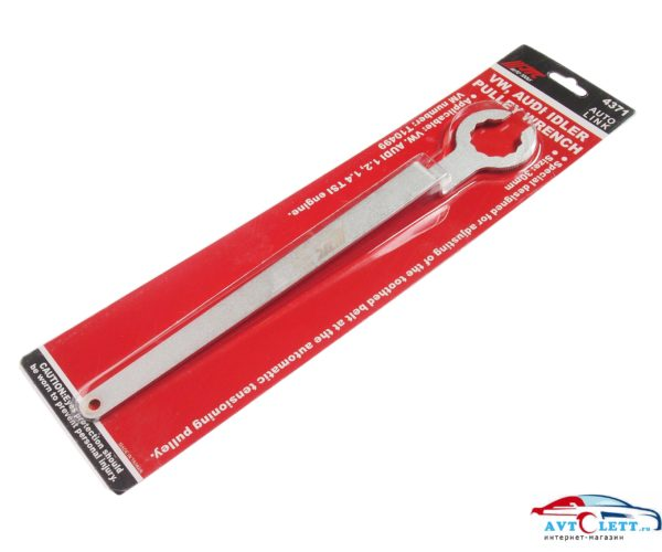 Ключ для натяжного ролика VAG 4-цилиндр.двигат.1.0,1.2,1.4,1.6 (OEM T10499) JTC /1 1