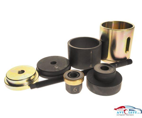Набор инструментов для снятия и установки передних сайлентблоков заднего подрамника BMW (F01, F06, F10) JTC /1 1
