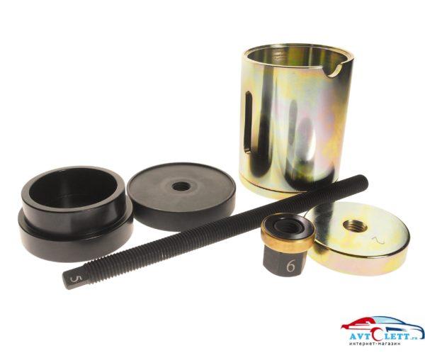 Набор инструментов для снятия и установки задних сайлентблоков заднего подрамника BMW (F01, F06, F10) JTC /1 1